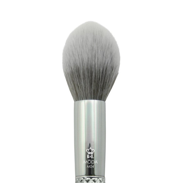MODA Metallics Silver Blush Brush
