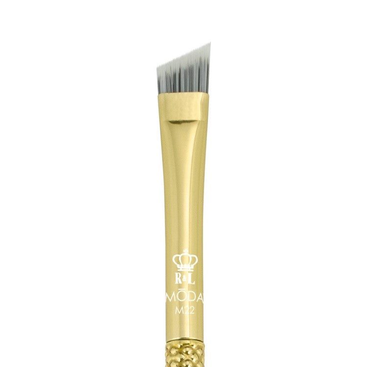 MODA Metallics Gold Brow Brush