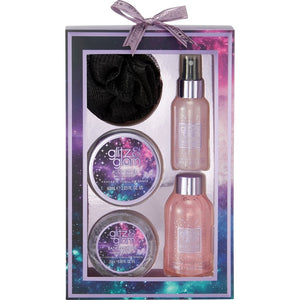 Style & Grace Glitz & Glam Galaxy Supercluster Bath