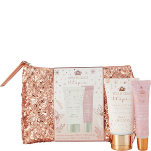 Style & Grace Utopia Sequin Bag Gift Set