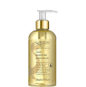 Sanctuary Spa 2 Day Long Lasting Moisture Hand Wash 250ml