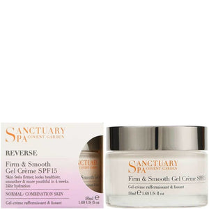 Sanctuary Spa Renew & Rejuvenate Gel-Crème Spf15 50ml REDUCED!