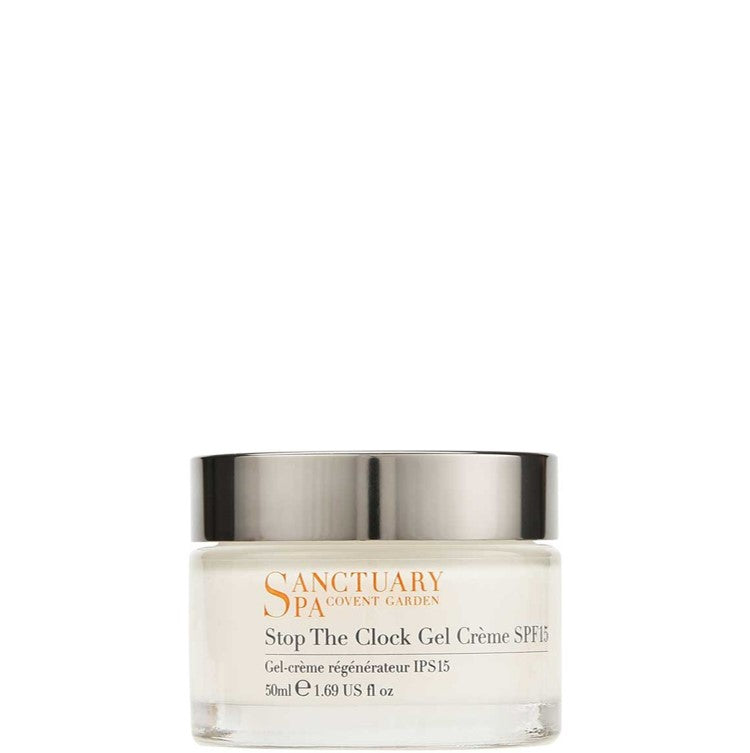 Sanctuary Spa Protect Stop The Clock Gel Creme SPF15 50ml