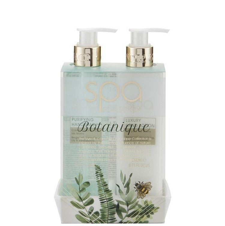 Style & Grace Spa Botanique Luxury Handcare Gift Set