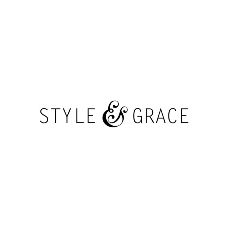 Style & Grace Signature Super Soft Slipper Set