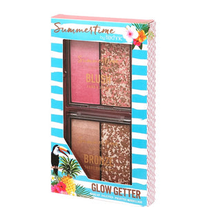 Summertime by Technic Glow Getter Blush & Bronzer
