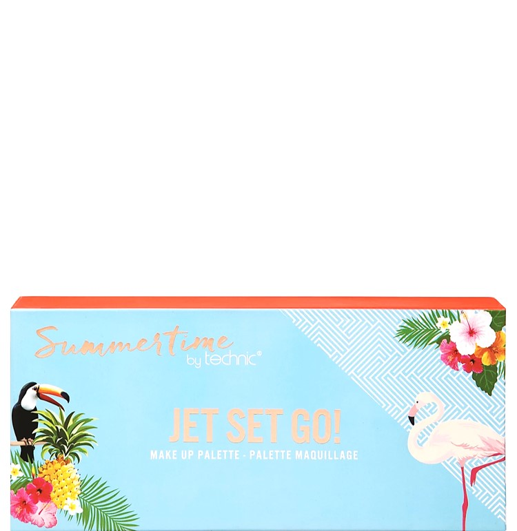 Summertime by Technic Jet Set Go!