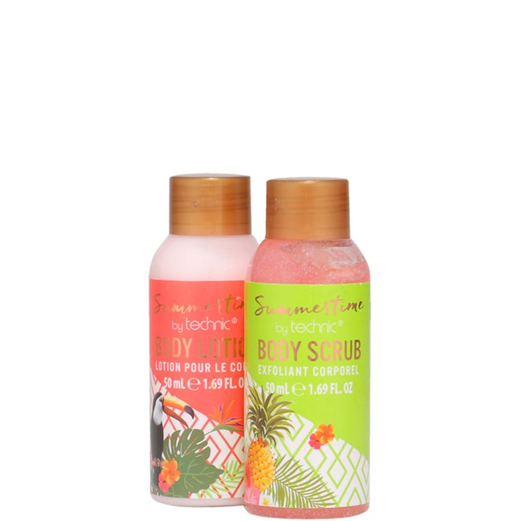 Summertime by Technic Scrub Up Body Duo