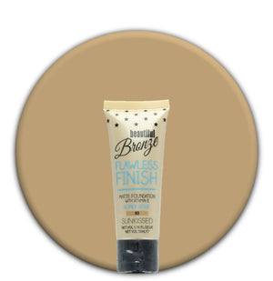 Honey Beige BB Flawless Matte Foundation
