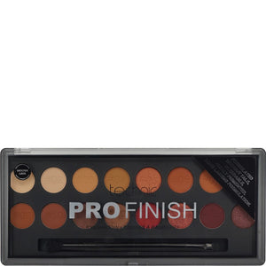 Technic Pro Finish Molten Lava Edition Eyeshadow Palette
