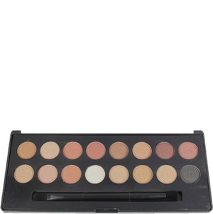 Technic Pro Finish Toffee Edition Eyeshadow Palette