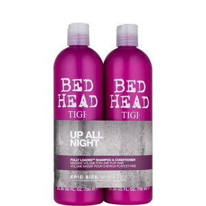 TIGI Bed Head Up All Night Duo Shampoo & Conditioner 2x750ml