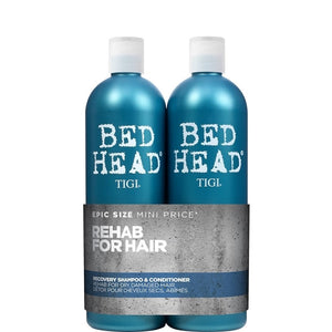 TIGI Bed Head Recovery Rehab for Hair Duo Shampoo & Conditioner