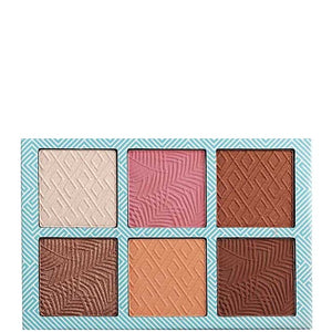 Summertime By Technic Cosmetics Bronzing Palette