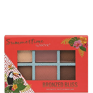 Summertime by Technic Bronzed Bliss Palette