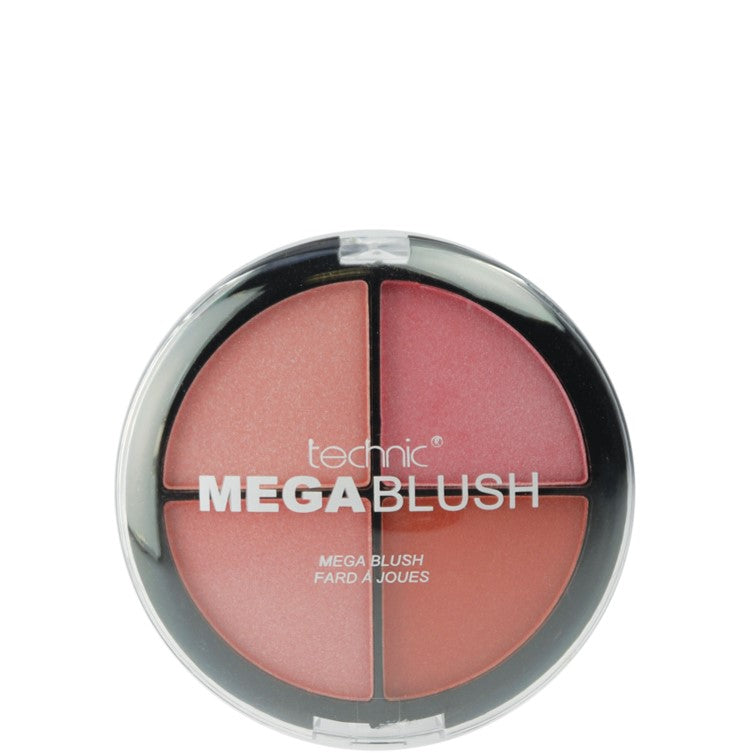 Technic Mega Blush Blusher Palette