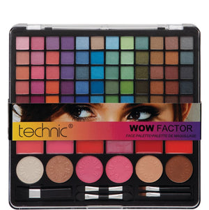 Technic Wow Factor Petite Face Palette