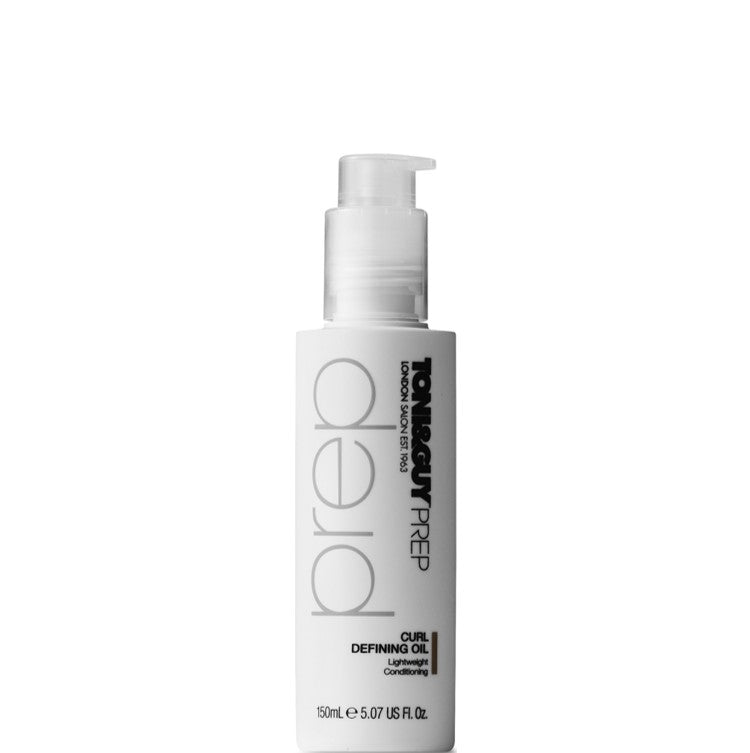 Toni & Guy Prep Curl Defining Oil 150ml