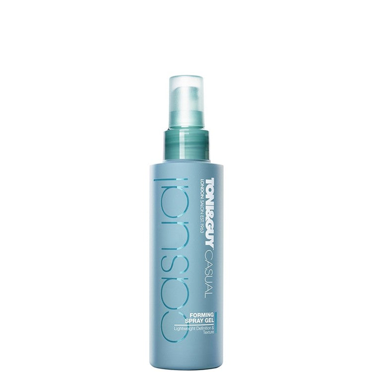 Toni & Guy Casual Forming Spray Gel 150ml