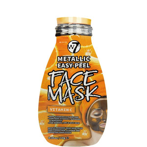 W7 Metallic Easy-Peel Vitamin C Face Mask