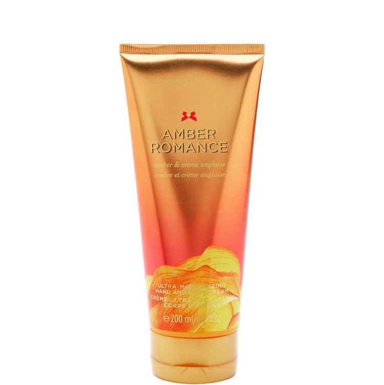 Victoria's Secret Amber Romance Hand & Body Cream 200ml