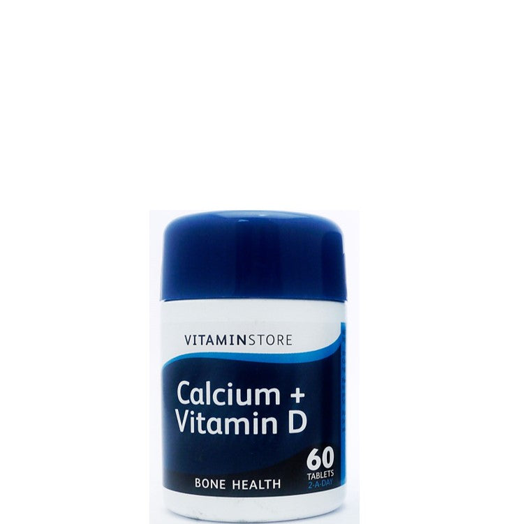 Vitamin Store Calcium & Vitamin D 60's