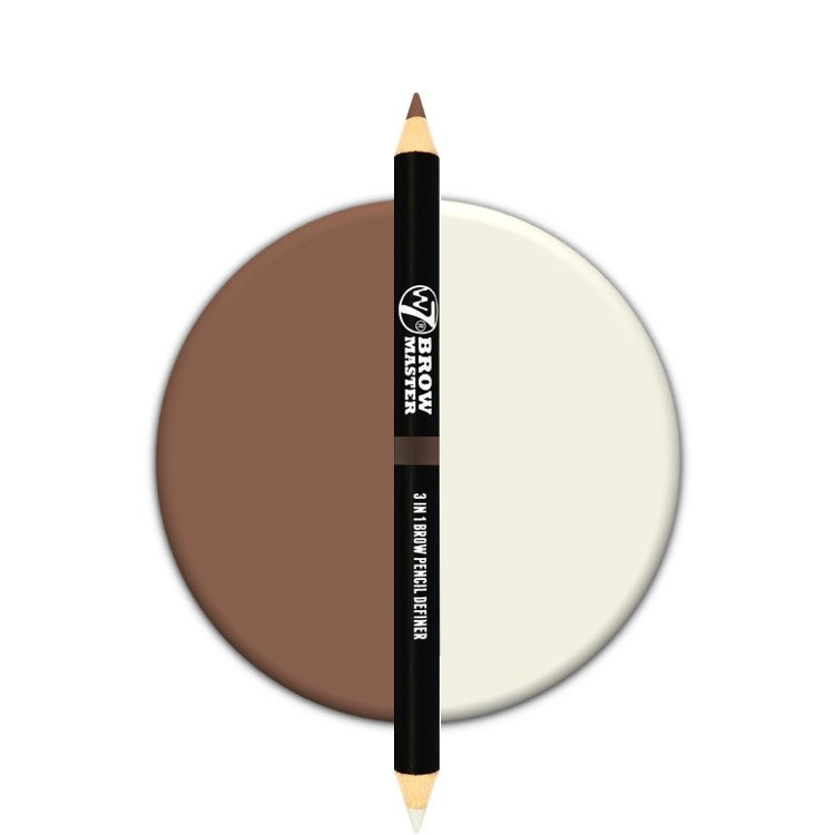 W7 Brow Master 3 in 1 Pencil