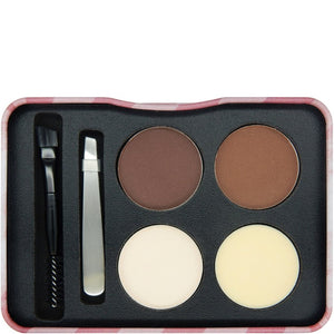 W7 Brow Parlour The Complete Eyebrow Grooming Kit
