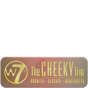 W7 The Cheeky Trio Palette REDUCED! SALE!