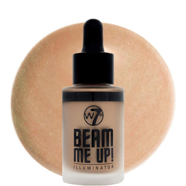 W7 Beam Me Up! Illuminator Liquid Highlighter