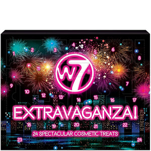 W7 Extravaganza! Beauty Advent Calendar
