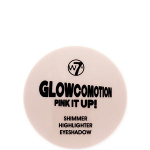 W7 Glowcomotion Pink It Up! Shimmer,Highlighter & Eyeshadow