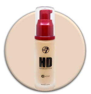 W7 HD Foundation Buff