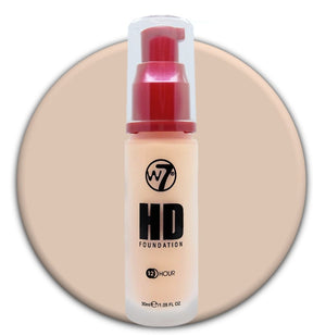 W7 HD Foundation Buttercream