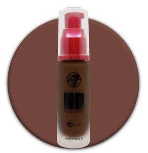 W7 HD Foundation Cocoa