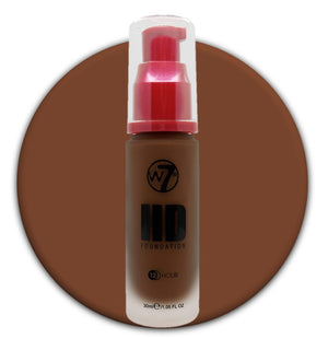 W7 HD Foundation Fudge