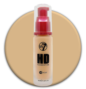 W7 HD Foundation Honey
