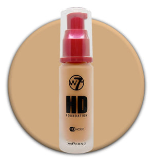 W7 HD Foundation Tan