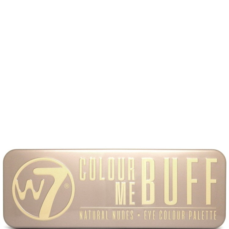 W7 Colour Me Buff Eyeshadow Palette REDUCED!