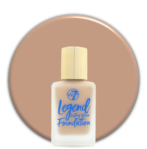 Natural W7 Legend Foundation