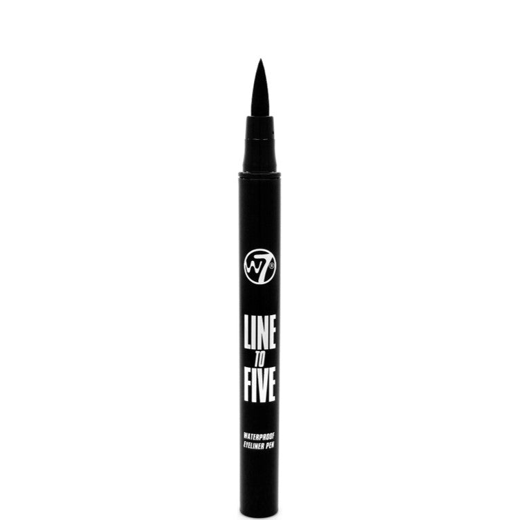 W7 Line To Five Felt Tip Eyeliner