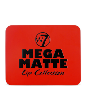 W7 Mega Matte Lip Collection