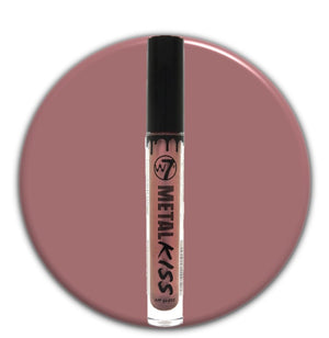 Aurora W7 Metal Kiss Lip Gloss