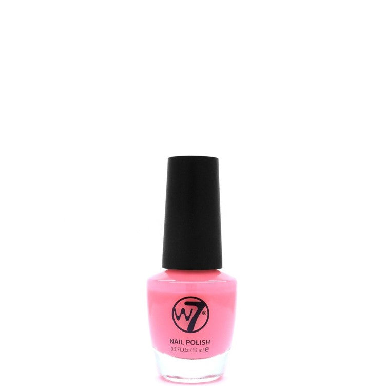 10 Pinkliscious W7 Nail Polish
