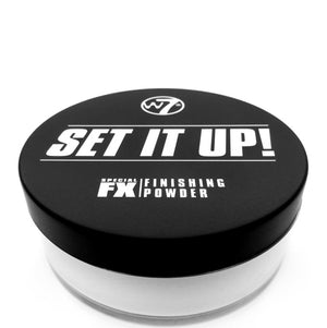 W7 Set It Up! Special FX Finishing Powder