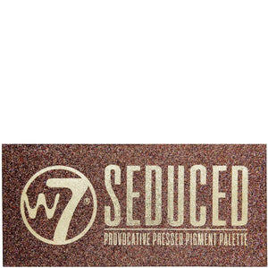 W7 Seduced Provocative Pressed Pigment Palette