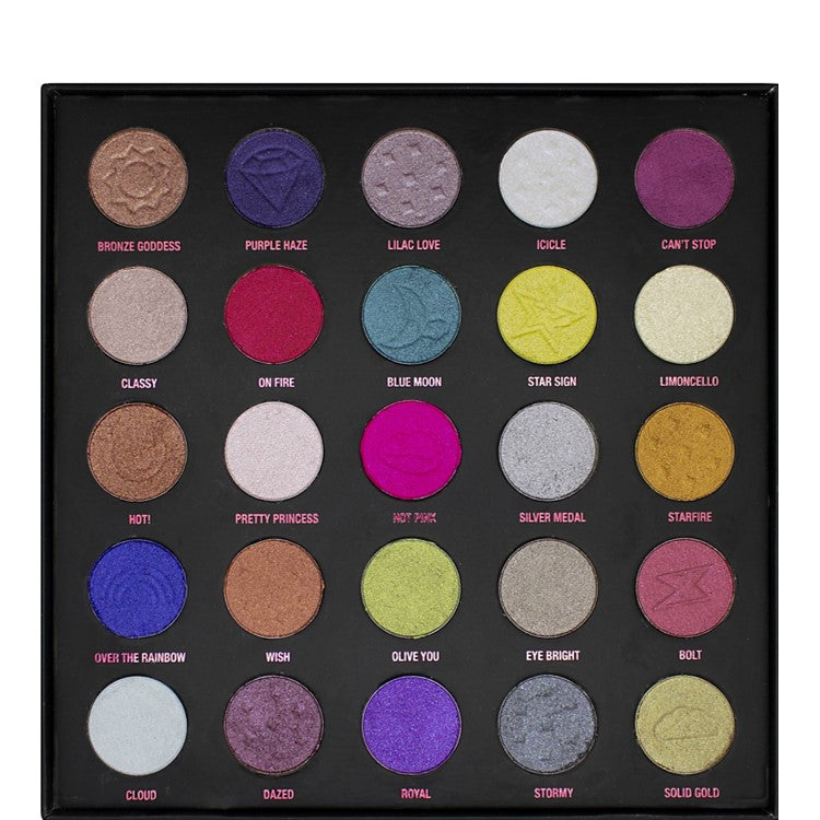 Taxi Without Limits Eye Palette by W7