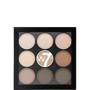 Arabian Nights W7 The Naughty Nine Eyeshadow Palette