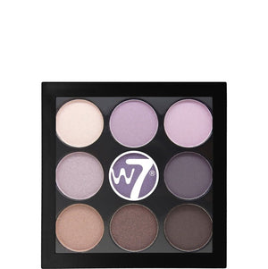 Bangkok Nights W7 The Naughty Nine Eyeshadow Palette
