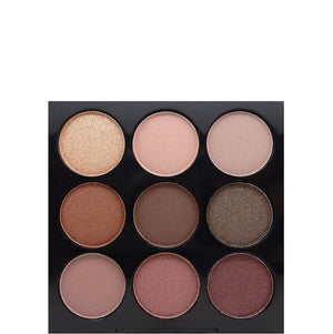 Mid Summer Nights W7 The Naughty Nine Eyeshadow Palette